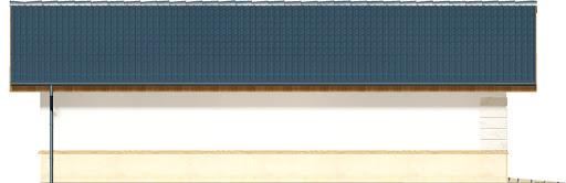 ARP 01 - Elewacja lewa