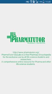 PharmaTutor - náhled