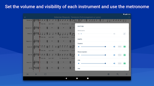 MuseScore: view and play sheet music 2.4.36 10