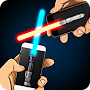 Neon Sword War Joke APK icon