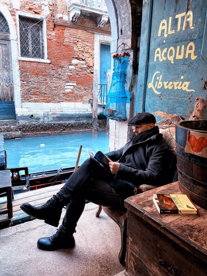 Libreria Acqua Alta - Venezia di ManuZ