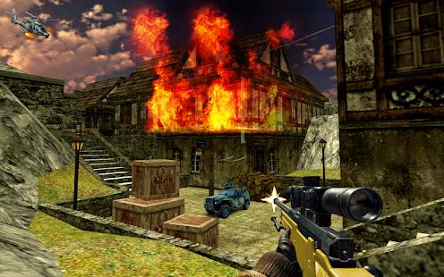Frontline Battlefield Secret Agent - náhled