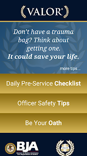 VALOR Officer Safety- screenshot thumbnail