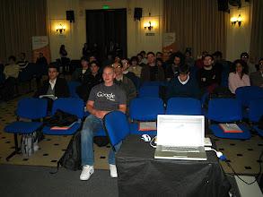 Photo: Tech Talk at UTN