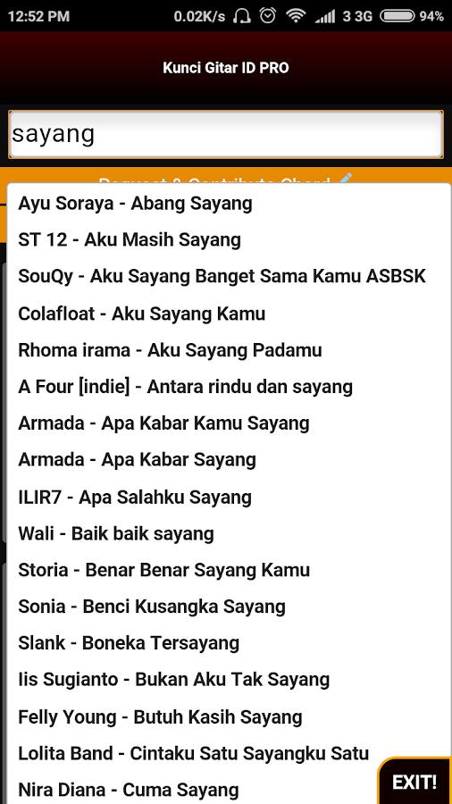 Chord Aku Bukan Boneka : chord, bukan, boneka, Gambar, Kumpulan, Kunci, Gitar, Android, Google, Screenshot, Rebanas