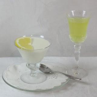 Limoncello Panna Cotta Recipe