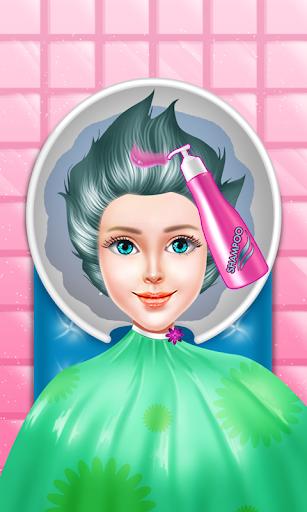 Fashion Hair Salon - Kids Game  screenshots 2