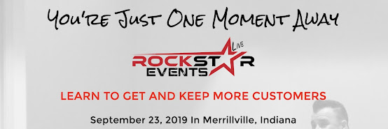 Rockstar Events Presents:Merrillville Indiana Local Business Marketing Workshop