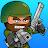Mini Militia - Doodle Army 2 logo