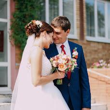 Wedding photographer Anna Akhtyamkina (annahtyamkina). Photo of 16.10.2017