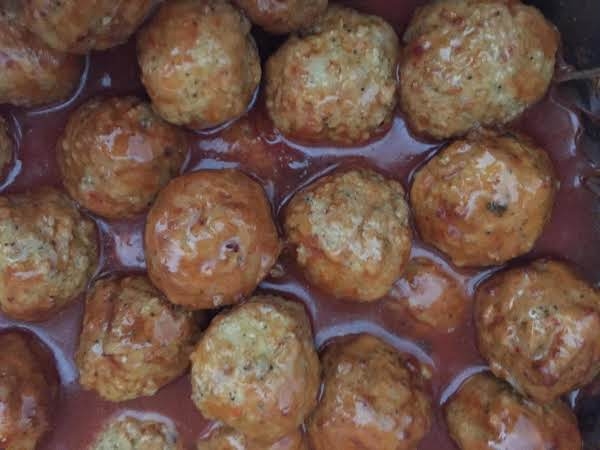 Sweet And Spicy Meatballs Recipe
