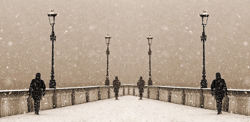"""""""Fioca la neve fioca..."""" di FZATOX"""