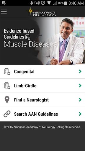 Muscle Disease Guidelines