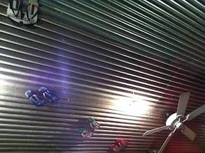 Photo: Miss Favela roof