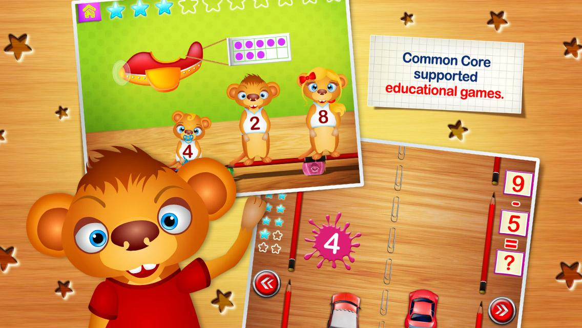 123 Kids Fun Numbers - Go Math- screenshot
