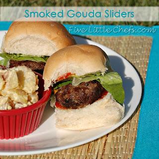 Smoked Gouda Sliders