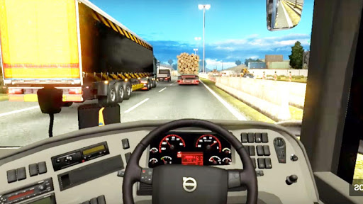 bus simulator : coach hill driving game 2019  screenshots 7