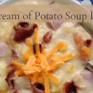 The Ultimate Potato Soup.