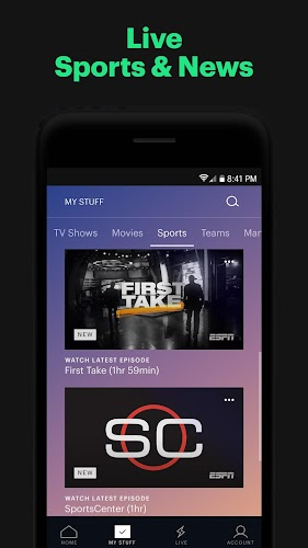 Download Hulu: Stream TV, Movies & more APK latest version