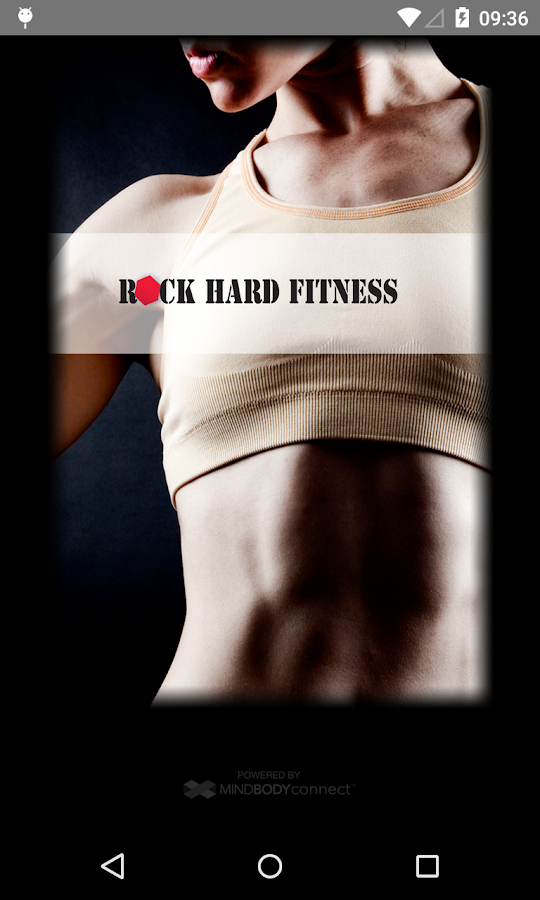 Rock Hard Fitness- screenshot