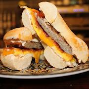 The Reservoir Hog Bagel Sandwich