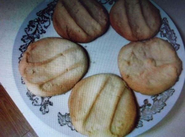 Famous Chicago Public High School Butter Cookies Recipe