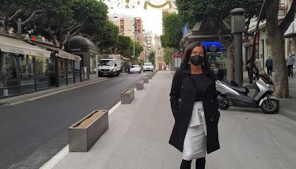 Carmen Sánchez, gerente de \'Almería Centro\'