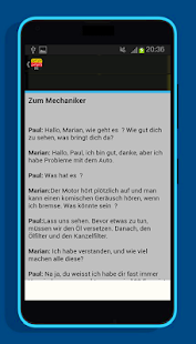 تعلم الحوار والتواصل في اللغة الألمانية B1 - náhled