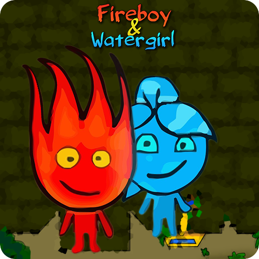 Fireboy and Watergirl.