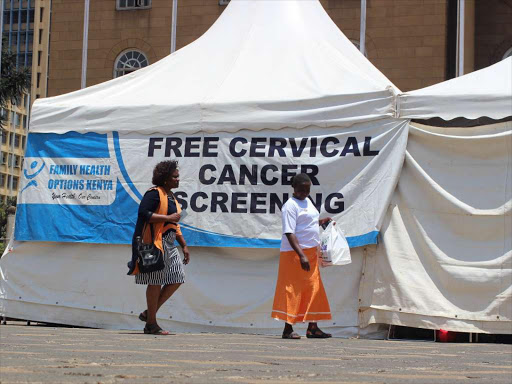 Image result for cancer screening in kenya