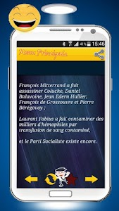 Blagues Françaises Bestof 2016 screenshot 5