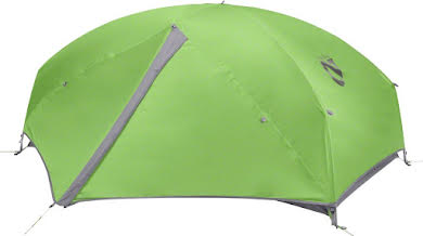 NEMO Galaxi 3P Shelter with Footprint: Birch Leaf Green, 3-person alternate image 0