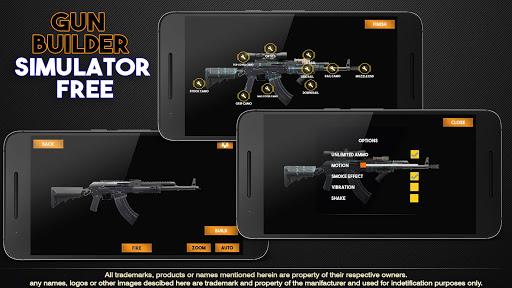 Gun Builder Simulator Free 2.03 screenshots 2