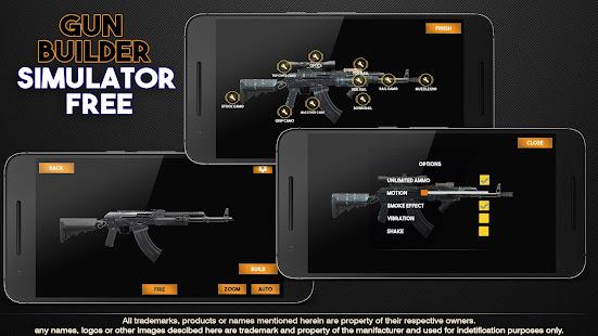 Gun builder simulator gratis Mod