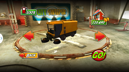 City Sweeper screenshot 3