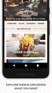 Apety · Order in advance at the restaurant- screenshot thumbnail