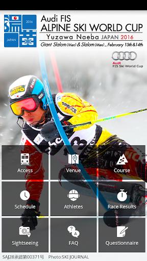 FIS ALPINE SKI WORLD CUP JAPAN