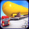 Oversized Cargo Transporter Truck Simulator 2018 icon