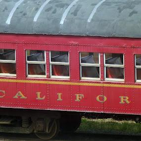 by Fran Juhasz-Mckitrick - Transportation Trains