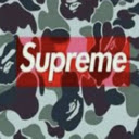 Supreme Camo HD Wallpapers Background Theme