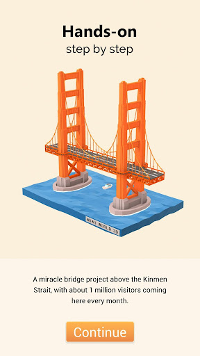 Pocket World 3D - Assemble models unique puzzle screenshots 3