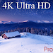 4K Ultra HD Wallpapers Pro icon