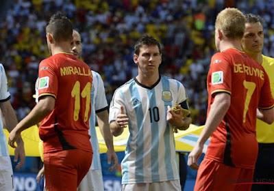 """Lionel Messi et Kevin De Bruyne, maîtres du """"une-deux dangereux"""""""