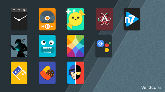 VertIcons Icon Pack v2.0.8 Patched APK Free Download 3