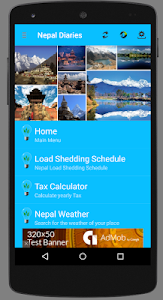 Nepal Diaries screenshot 0