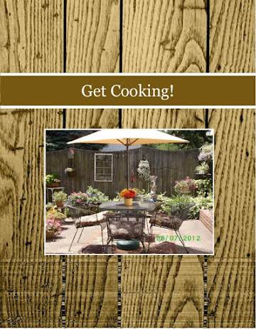 Get Cooking!