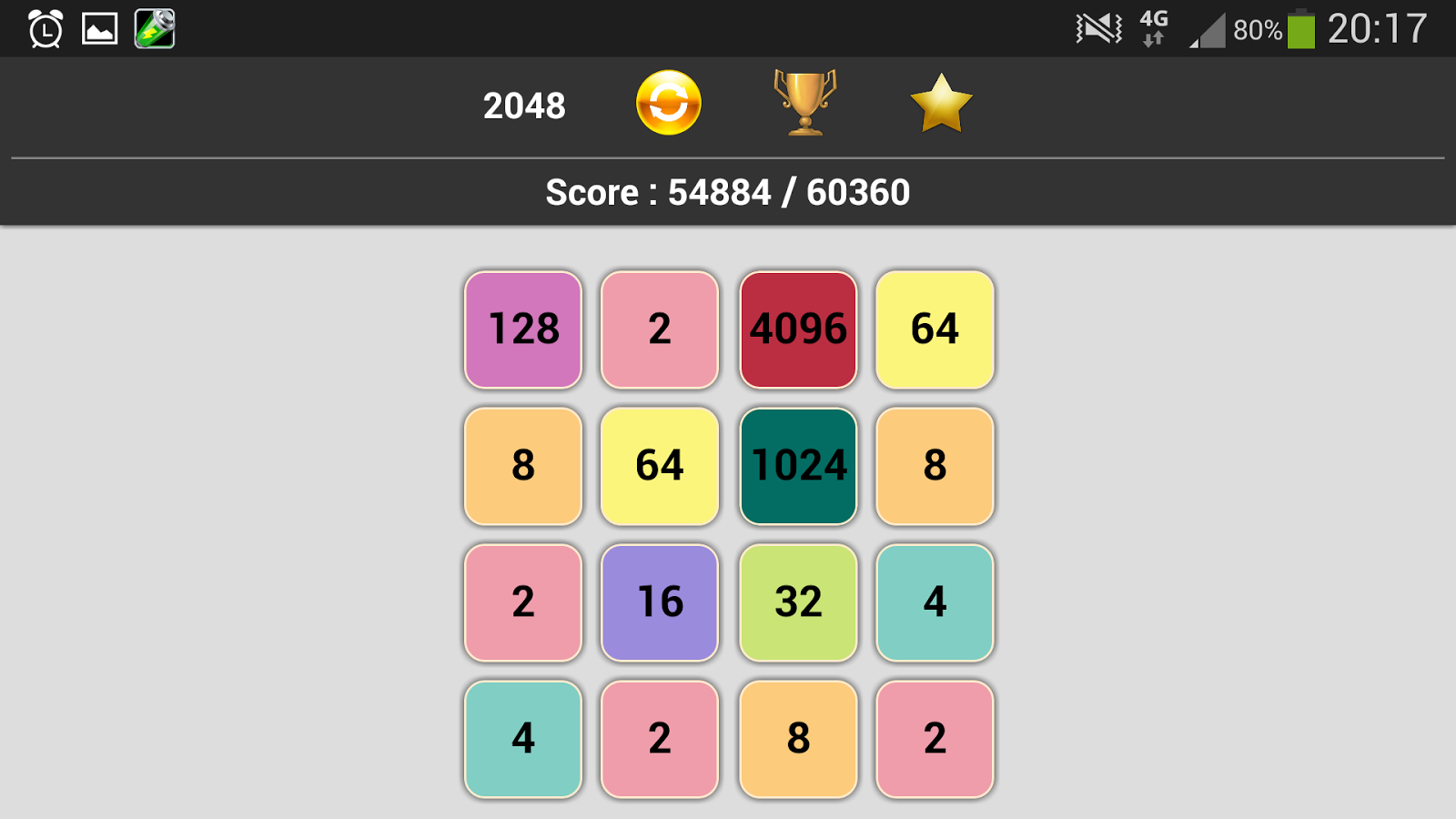 how to play 2048 puzzle
