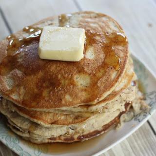 Low Carb, Gluten Free Pancakes.