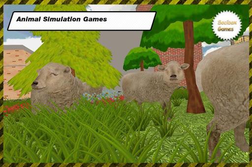 羊模拟器游戏