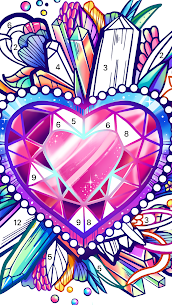Color Fun – Color by Number & Coloring Books 5